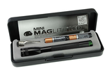 Maglite LED Grün Mini AAA Schwarz Box