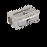Dahle Leichtmetallspitzer Blockform, 2 Ersatzmesser