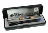 Maglite LED Blau Mini AAA Schwarz Box