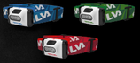 Silva Display Active 15 Stirnlampen (5 Rot, Blau, Grün)