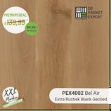 Sample PEX4002 Bel Air Extra Rustiek Blank Geolied
