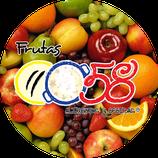 0058 frutas - Mermelada