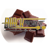 Black president chocolate the authentic funcional