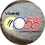 0058 víveres - The actor gourmet salado, sabor a queso