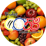 0058 frutas - Pulpa congelada