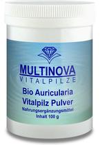 Bio Auricularia Pulver 100 g