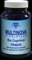 Bio Coprinus Kapseln Pulver
