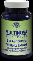 Bio Auricularia  Kapseln Extrakt Kapseln