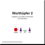 Worthüpfer 2: Aufgabenbuch - BM 009c
