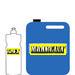 MAARELLI - KR 148 - Kunststoff-Clean 1L / 10L
