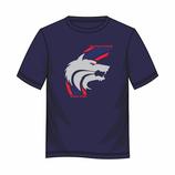 T-Shirt #bockdrauf