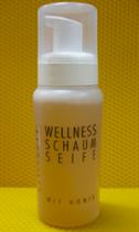 Wellness Schaumseife mit Honig 180ml