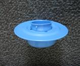 Futterteller versenkbar aus PVC