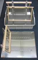 CFM - Enteckelungsgeschirr für 2 Personen