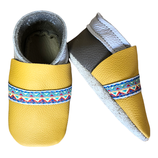 Chaussons en cuir 12 Mois / Taille 19