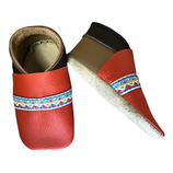 Chaussons en cuir 18 Mois / Taille 21