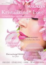 Einzelmagazin Kristallkind *Love Magazin bestellen