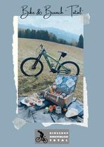 """Bike & Brunch """"Total"""" für 2 Personen"""