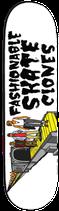 "FSC Fashionable Skate Clones 8.5"""