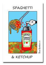 Ketchup & Spaghetti