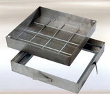 Heika-Ground System PRO Stainless steel