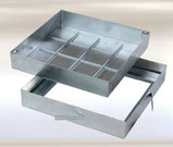 Heika-Ground System PRO galvanized steel