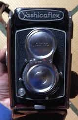 ヤシカのカメラ