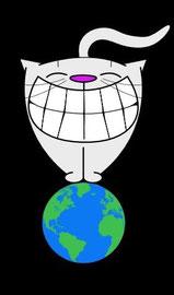 Catzillas-gemeinsam stark für Katzen