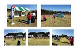 【屋外イベント×官公庁】第20回千波湖スポーツフェスティバル・第21回ふれあいのひろばの会場設営、物品準備、進行を行いました。