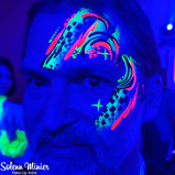 solenn minier maquilleuse professionnelle face painting maquillage fluo rennes bretagne