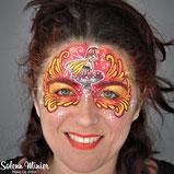 solenn minier maquilleuse professionnelle face painting maquillage fée fairie broceliande rennes bretagne