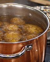 Kocharten unserer Kartoffeln vom Kartoffelhof Härtl