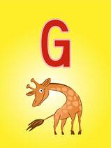 Tierisches Zahlen ABC Kinder-App