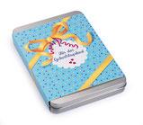 Bild Geschenkbox Happy Birthday, das Gesamtpaket, Geldgeschenke und Gutscheine verpacken zum Geburtstag