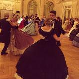 cours de danses historiques - quadrilles et contredanses, valses et polkas à Pessac, Aquitaine