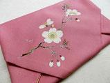 祝い袱紗・山桜