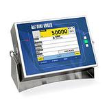 Wägeschienen mit Touchscreen Indikator 3590EGT8