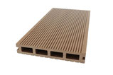 WPC Diele Terrassendielen Bambus BPC  wpc pool wpc terrasse Nuss braun
