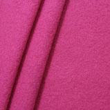 Farbmuster, Walkloden, Fuchsia