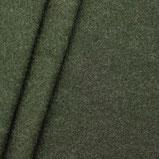Farbmuster, Walkloden, Jägergrün