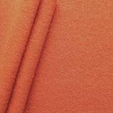 Farbmuster, Walkloden, Orange