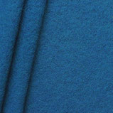 Farbmuster, Walkloden, Kobaltblau