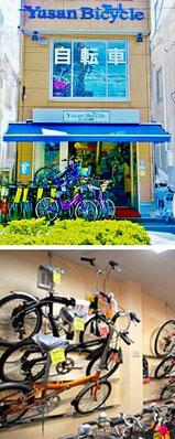 蕨市・川口市の自転車店です!
