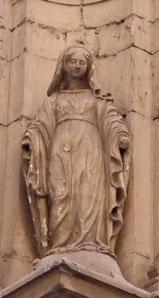 La Vierge du XIXe siècle