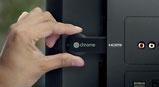 Chromecast в телевизоре