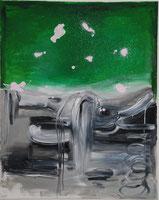Oil-II (80 x 100 cm)