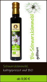 Bio-Schwarzkümmelöl,  Gegen Zecken, Schwarzkümmel Öl, nigella sativa, Schwarzkümmelsamen, kümmelöl, Ägyptisches Schwarzkümmelöl, Apotheke, Wirkung, Öl, Nutrilife, Kräuterölmühle