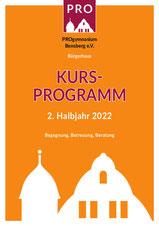 Titelbild Programmheft 2.HJ 2021