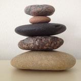 gestapelte Steine (Anordnung 2)