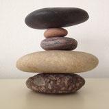 gestapelte Steine (Anordnung 3)